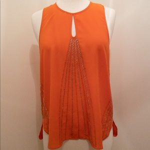 Beaded Blouse from Anthropologie